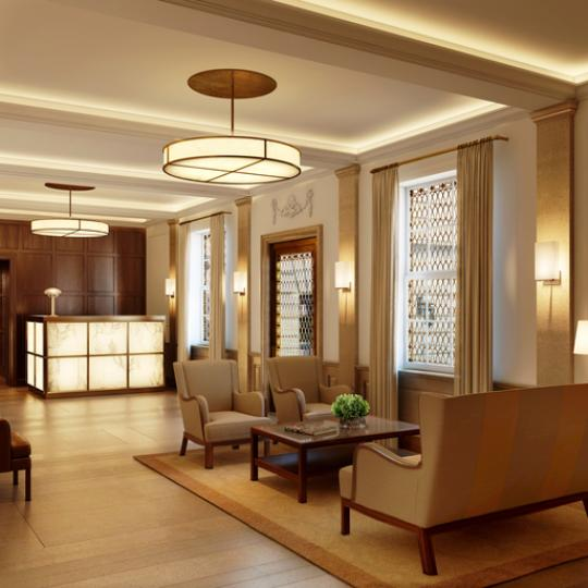 Lobby - The Marquand Building - Upper East Side