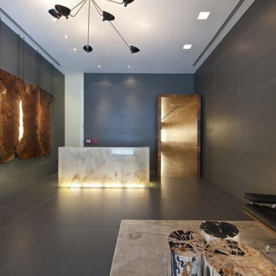 Lobby at 305 West 16th Street - Chelsea Condos