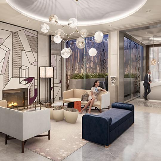Lobby - The Carlton House - Upper East Side