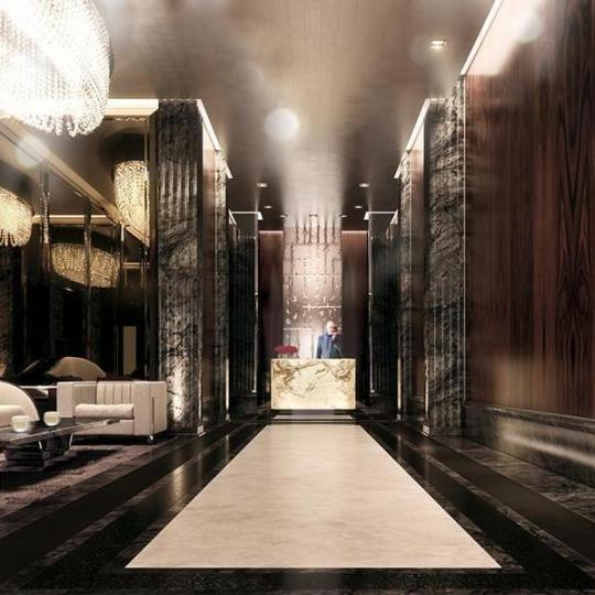 Lobby - The Baccarat Hotel and Residences - Midtown West