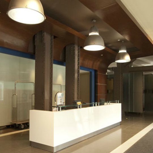 The Powerhouse Lobby - Condominiums for Sale in Long Island City