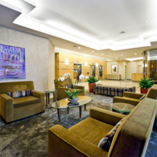Waiting Area - NYC - Club at Turtle Bay - Luxury Condos