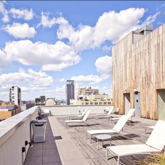 Loft 25 terrace - 420 West 25th Street Condos for Sale
