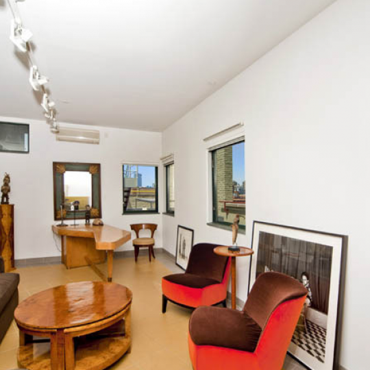 Living Room - Ludlow Towers - Manhattan - New York City - Condo For Sale