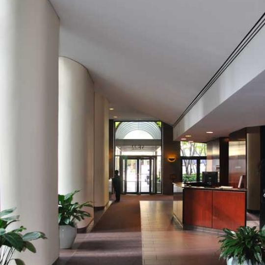 Madison Green - Lobby - NYC Luxury Condominiums