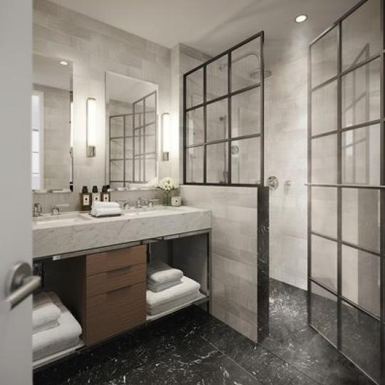 Bathroom- 234 East 23rd Street