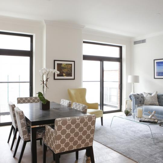 199 Mott Street- NYC Condos - Aparments for sale - Living Room