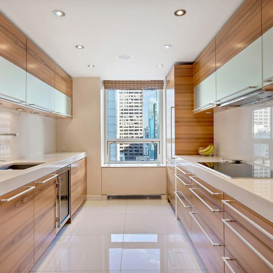 Museum Tower Kitchen - Condominiums for Sale NYC