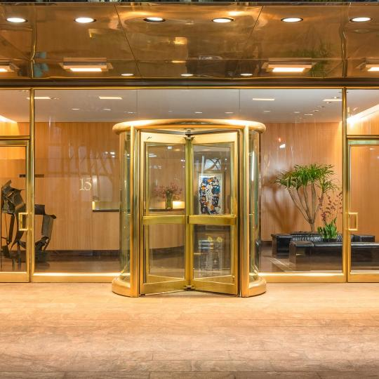 15 West 53rd Street Lobby - NYC Condos for Sale