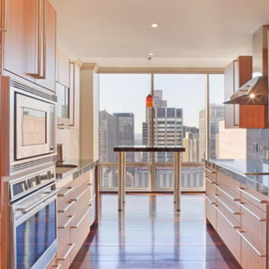 Olympic Tower Condominiums -  kitchen