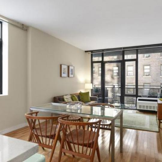 148 East 24th Street NYC Condos - diningroom at ONE48