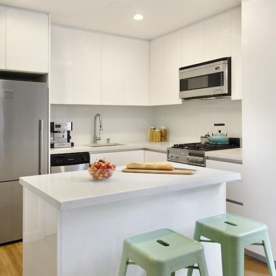 148 East 24th Street NYC Condos - kitchen at ONE48