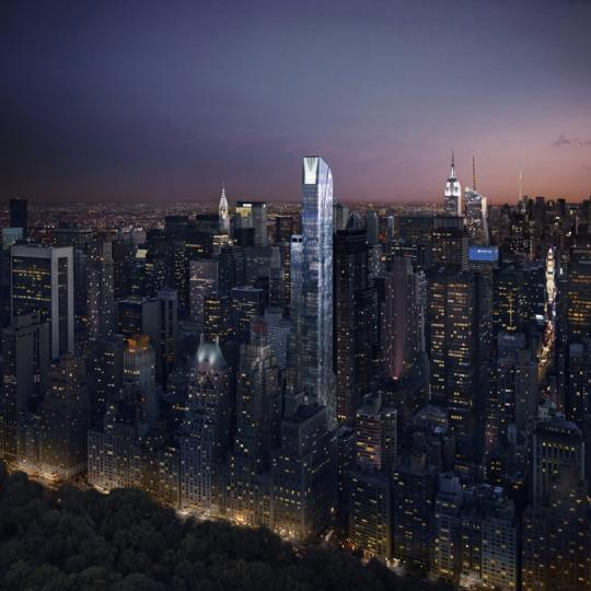 One57 - NYC Condos - Main Building, Luxury Apartments for Sale