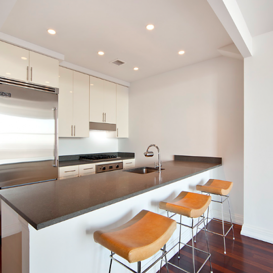 Apartments for sale at One Hanson Place in NYC - Kitchen