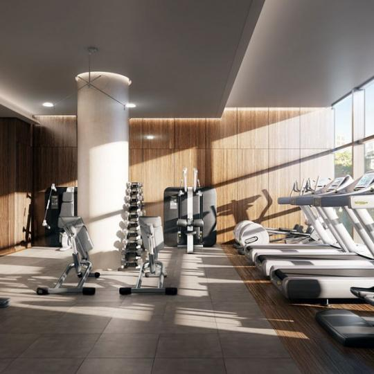 One Madison Park Manhattan Condos - Apartments for Sale in Nomad Fitness Center