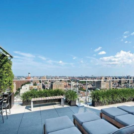 One Ten Third - Roof deck - NYC condos for sale