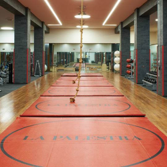 Condos at 50 Riverside Boulevard in NYC - Fitness Center