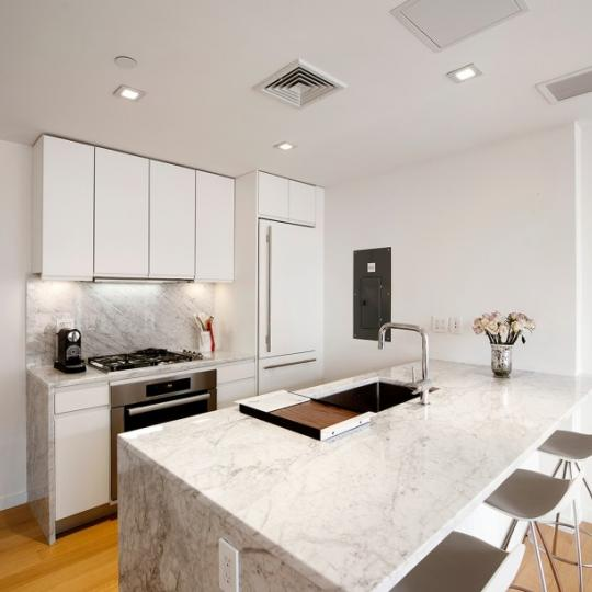 Open Kitchen - 250 Bowery Street - Soho
