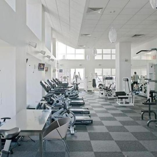 Orion Gym - Clinton NYC Condominiums