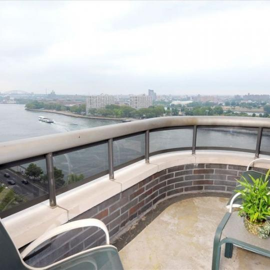 Balcony - The Promenade at 530 East 76th Street - NYC