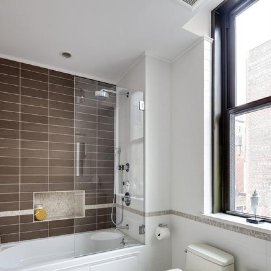 24 West 30th Street Bathroom - Flatiron Condominium