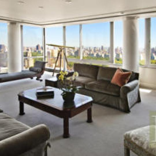 Millennium Tower - living area - NYC apartments for Sale