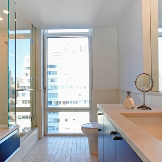 Bathroom- 207 East 57th Street