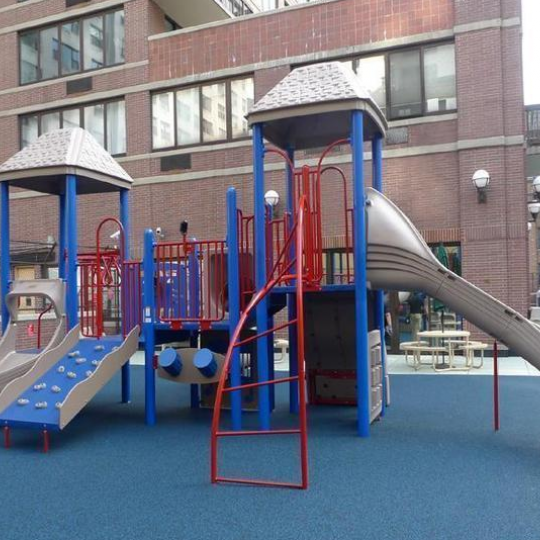 Playground - 422 East 72nd Street - Condos - Upper East Side