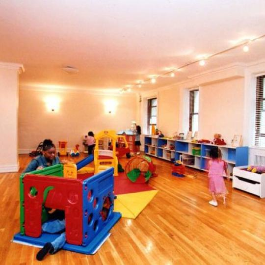 Children's Playroom at The Belnord - 225 West 86th Street
