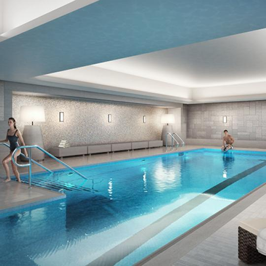 Pool - The Carlton House - Upper East Side