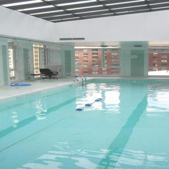 200 Chambers Street Pool - NYC Condos for Sale