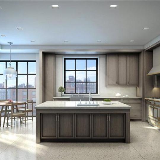 Puck Penthouses Kitchen- Nolita NYC Condominiums for Sale