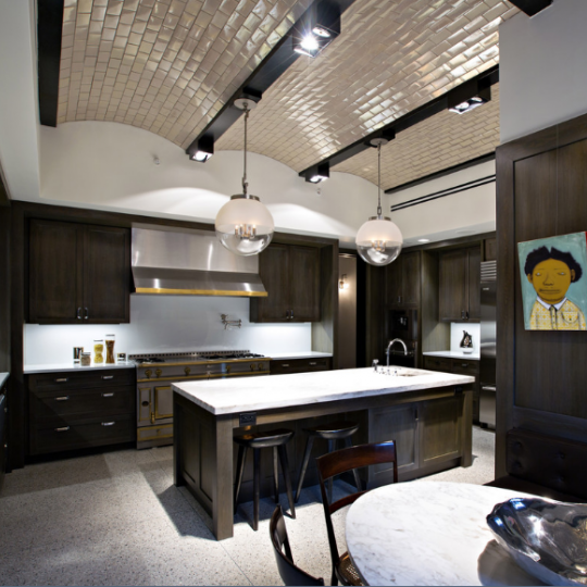 Puck Penthouses-Kitchen2- Nolita NYC Condominiums