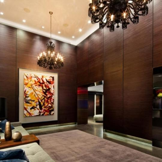 333 Rector Place Lounge - NYC Condos for Sale