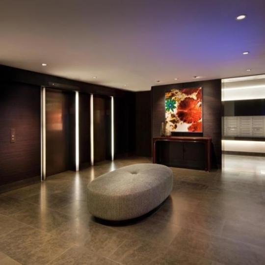 One Rector Park Lobby - Manhattan Condos for Sale
