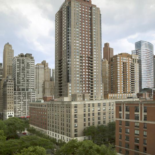 One Rector Park View - Condominiums for Sale NYC