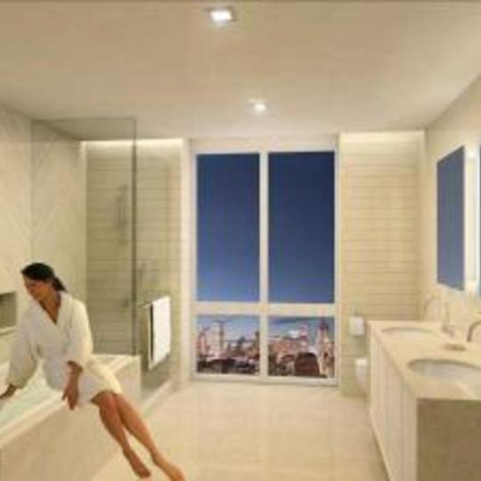 Remy New Construction Building Bathroom - NYC Condos