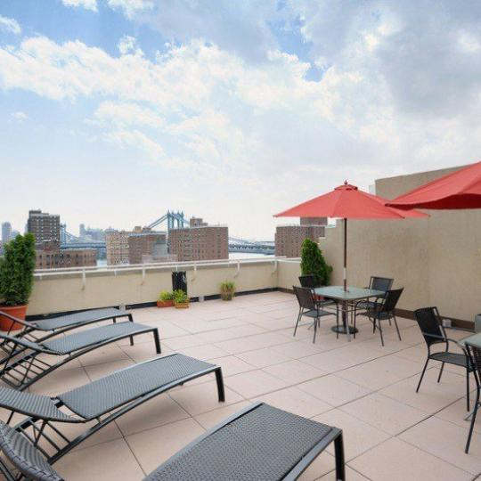 175 East Broadway Roof Deck - NYC Condos for Sale