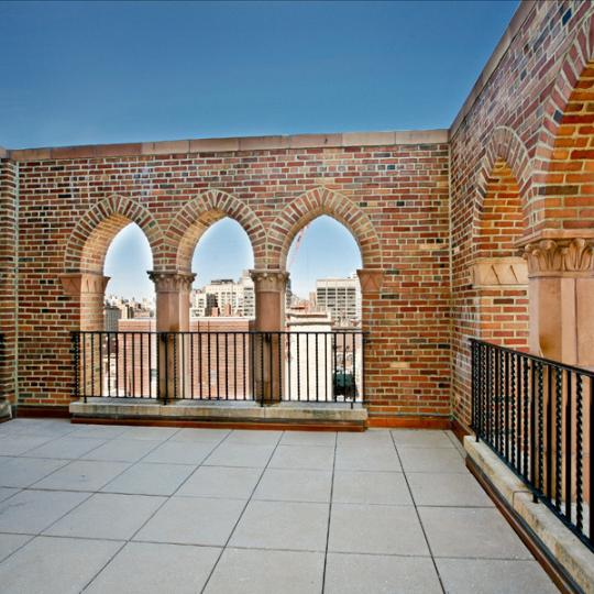 Barbizon 63 NYC Condos - roof - Apartments for Sale in Upper East Side