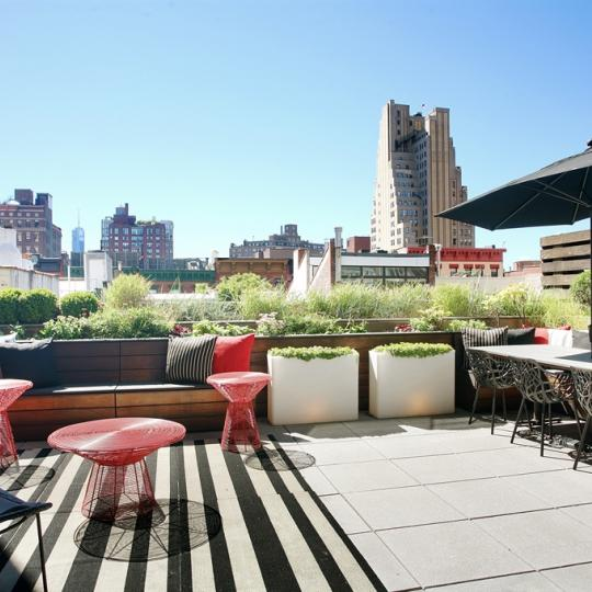 246 West 17th Street Terrace - Manhattan Condos