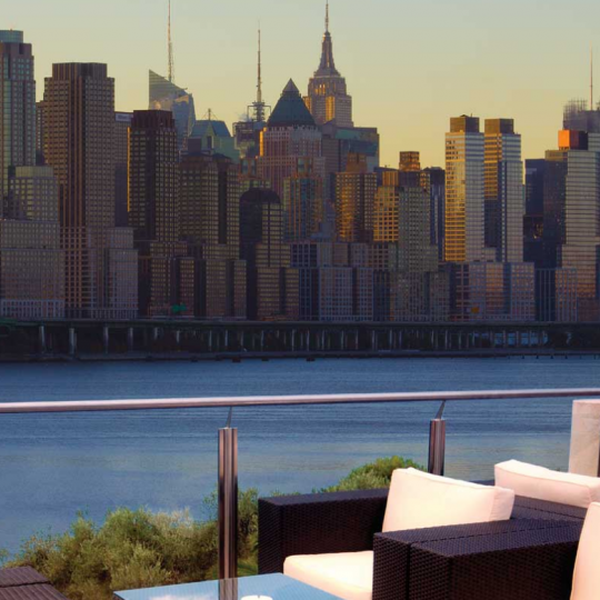 Rooftop Deck- The Pearl- nyc condo for sale