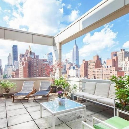 Open Views from the Rooftop Deck - 242 East 25th Street