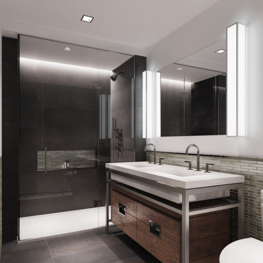 The Jefferson - 211 East 13th Street - Bathroom - Manhattan Condos for Sale