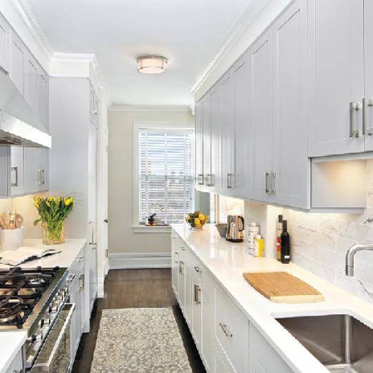 Kitchen - The Mirabeau - 165 West 91st - Upper West Side