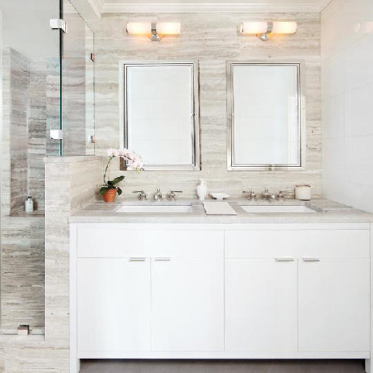 Bathroom - The Mirabeau - 165 West 91st - Upper West Side