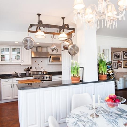 1199 Park Avenue Kitchen- Carnegie Hill Condos For Sale