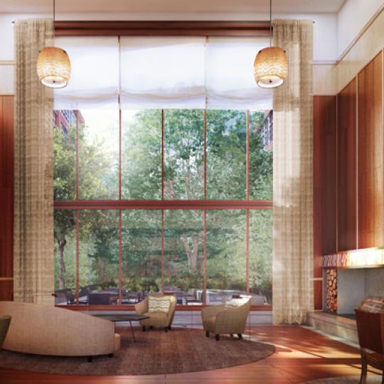 Lobby - The Carlton House - Condos - West Village