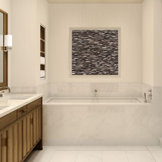 Bathroom - The Carlton House - Condos - West Village