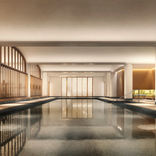 Pool - The Carlton House - Condos - West Village