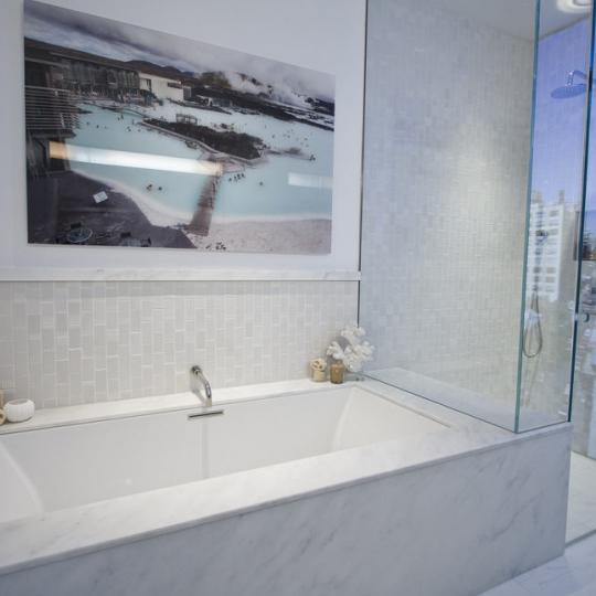 Bathroom - One Vandam - Condos - Soho